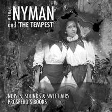 Michael Nyman (geb. 1944): Prospero's Books, CD