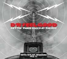 Dr. Feelgood: Gettin' Their Kicks At The BBC, 2 CDs