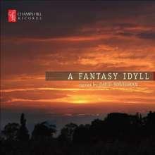 "David W. Bowerman (geb. 1936): Kammermusik ""A Fantasy Idyll"", CD"