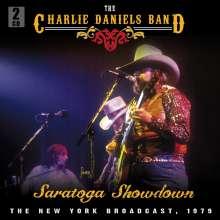 Charlie Daniels: Saratoga Showdown: The New York Broadcast 1979, 2 CDs