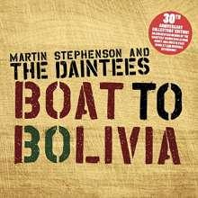 Martin Stephenson: Boat To Bolivia (30th Anniversary Collector's Edition), CD