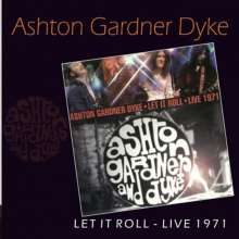 Ashton, Gardner & Dyke: Let It Roll: Live 1971, CD