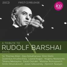 Rudolf Barshai - A Tribute to Rudolf Barshai, 20 CDs