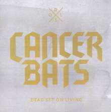 Cancer Bats: Dead Set On Living, CD