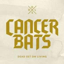 Cancer Bats: Dead Set On Living (CD + DVD), 1 CD und 1 DVD