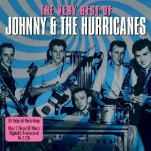 Johnny And The Hurricanes: The Very Best Of Johnny & The Hurricanes, 2 CDs