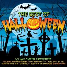 Best Of Halloween, 2 CDs