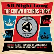 All Night Long: The Crown Records Story, 2 CDs