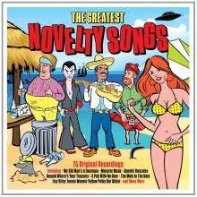Greatest Novelty Songs, 3 CDs