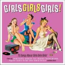 Girls Girls Girls!, 3 CDs