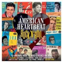 American Heartbeat: Rock'n'Roll, 3 CDs