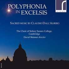 Claudio Dall' Albero (20. Jahrhundert): Geistliche Chormusik, CD