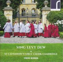 St.Catharine's Girls' Choir Cambridge, CD