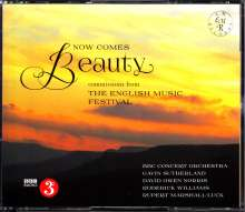 Now Comes Beauty, 2 CDs