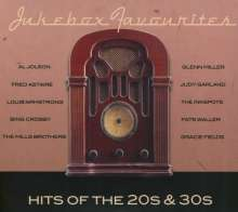 Jukebox Favourites: Hits Of The 20s & 30s, 4 CDs