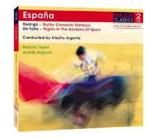 Espana, 2 CDs
