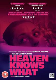 Heaven Knows What (2014) (UK-Import), DVD