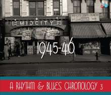 A Rhythm & Blues Chronology Vol.3: 1945 - 1946, 4 CDs