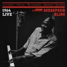 Memphis Slim: 1964 Live, CD