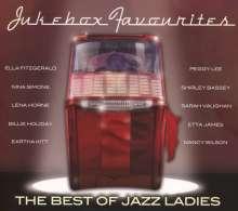 Jukebox Favourites: The Best Of Jazz Ladies, 4 CDs