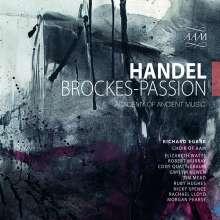 Georg Friedrich Händel (1685-1759): Passion nach Brockes HWV 48, 3 CDs