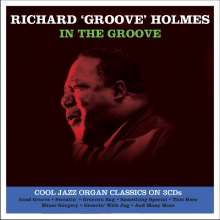 Richard 'Groove' Holmes (1931-1991): In The Groove, 3 CDs