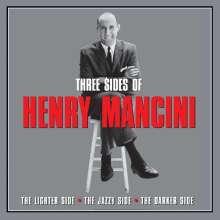 Henry Mancini (1924-1994): Three Sides Of Henry Mancini, 3 CDs