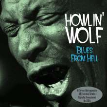 Howlin' Wolf: Blues From Hell, 3 CDs