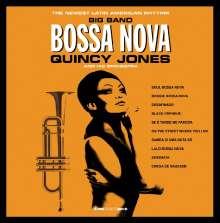 Quincy Jones (geb. 1933): Big Band Bossa Nova (180g), LP