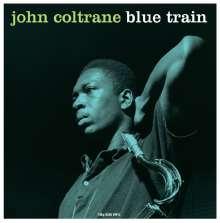 John Coltrane (1926-1967): Blue Train (180g) (Translucent-Blue Vinyl), LP