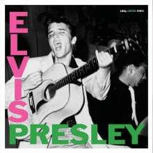 Elvis Presley (1935-1977): Elvis Presley 1st Album (180g) (Green Vinyl), LP
