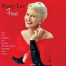 Peggy Lee (1920-2002): Fever (180g) (Red Vinyl), LP