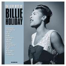 Billie Holiday (1915-1959): Very Best Of (180g) (Blue Vinyl), LP