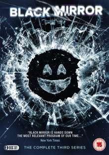 Black Mirror Season 3 (UK Import), 2 DVDs