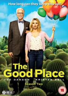 The Good Place Season 2 (UK Import), 2 DVDs