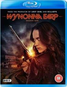 Wynonna Earp Season 1 (Blu-ray) (UK Import), 2 Blu-ray Discs