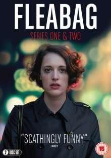 Fleabag Season 1 & 2 (UK Import), 2 DVDs