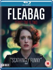 Fleabag Season 1 & 2 (Blu-ray) (UK Import), 2 Blu-ray Discs