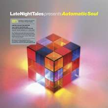 Groove Armada: Late Night Tales Presents Automatic Soul (Limited Edition), 3 LPs