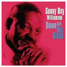 Sonny Boy Williamson II.: Down And Out Blues (180g), LP