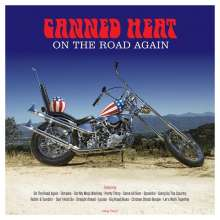 Canned Heat: On The Road Again (180g), LP