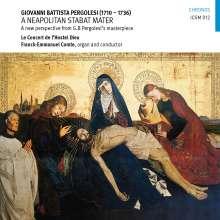 """Giovanni Battista Pergolesi (1710-1736): Geistliche Werke """"A Neapolitan Stabat Mater"""", CD"""