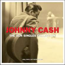 Johnny Cash: The Sun Singles Collection (180g), 2 LPs