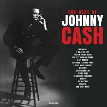 Johnny Cash: The Best Of Johnny Cash (180g) (Red Vinyl), 2 LPs