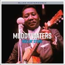 Muddy Waters: Rollin' Stone (180g) (Orange Vinyl), 3 LPs