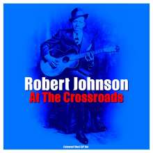 Robert Johnson (1911-1938): Cross Road Blues (Colored Vinyl), 3 LPs