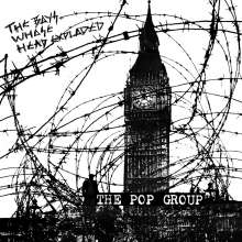 The Pop Group: The Boys Whose Head Exploded (Limited Edition) (Picture Disc), LP