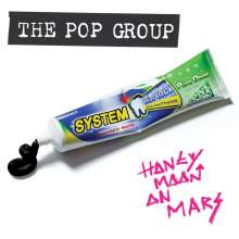The Pop Group: Honeymoon On Mars (180g) (Limited Edition) (Colored Vinyl), LP