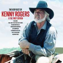 Kenny Rogers: The Very Best Of Kenny Rogers, 3 CDs