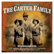 The Carter Family: The Very Best Of The Carter Family, 3 CDs